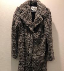 Zara siva bunda S 36 kaput
