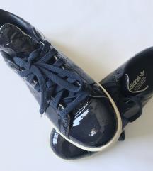 Adidas sjajne  modre tenisice