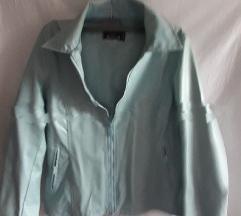 Mint zelena skaj jaknica vel xl