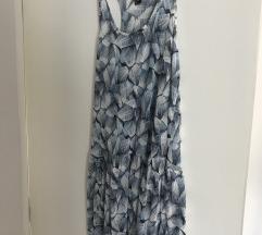 Plava haljina SNIŽENO