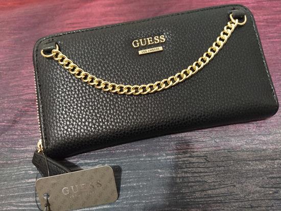 Guess crni novčanik