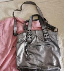 Francesco Biasia srebrna torba