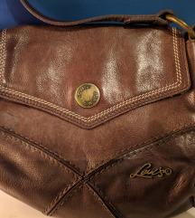 Kožna torbica Levi's