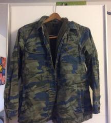 Top Shop army jakna