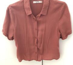 bershka kratka košuljica (pt uključena)