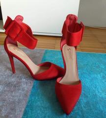 Predivne crvene salonke
