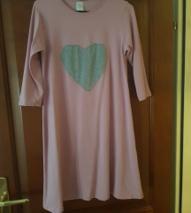 Ružičasta haljina AKCIJA