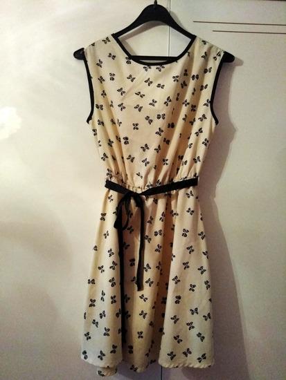 Šarena ljetna haljina