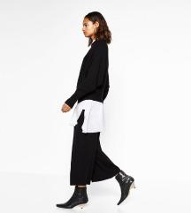Zara crni pulover
