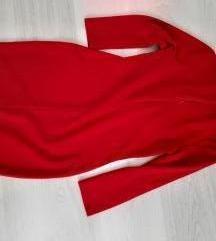 Crvena Orsay haljina