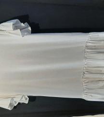 OVS bijela tunika-haljinica