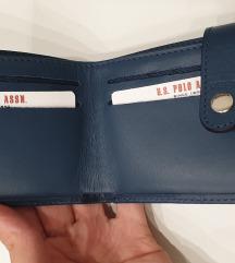 Novčanik US Polo Assn. NOVO