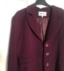 Vintage tamno ljubicasti sako/jakna oversize 💜