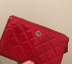 Armani Jeans crvena torbica