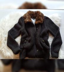 Pimkie knit, pletena jakna