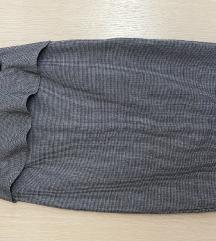 Reserved suknja visoki struk