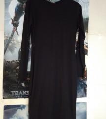 NOVA crna haljina vel.M/L