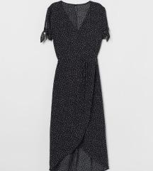 H&M haljina na vezanje - nova sa etiketom