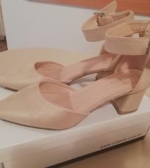 Cipele salonke bež boje