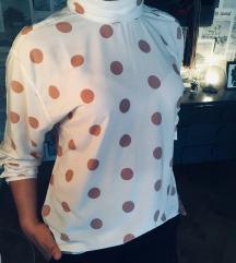 Bluza  na točkice 40-44
