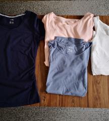 PRODANO! Kratka majice za trudnice lot