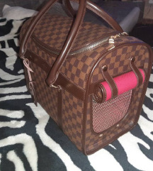 Vuitton LV pet carrier torba za psa ili mačku