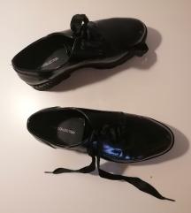 NOVE! Crne cipele / Oxfordice 37