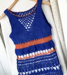 NOVA plavo-bakrena majica M