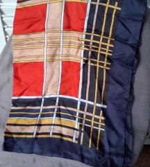 Retro boho marama 65x65 cm