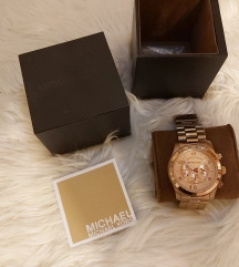 Michael Kors gold rose