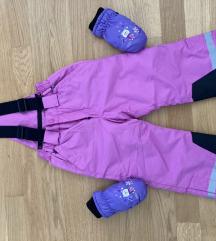 Nove ski hlače + rukavice na poklon