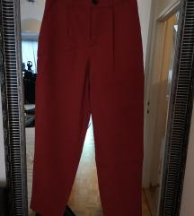 Prekrasne Mango crvene hlače