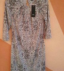 Svetlucava haljina svilena