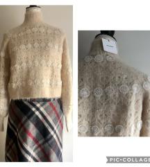 Zara novi pulover s alpakom i C.Berg suknja