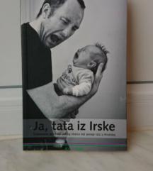 Knjiga Ja, tata iz Irske - priručnik za tate