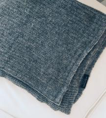 ZARA veliki vuneni šal