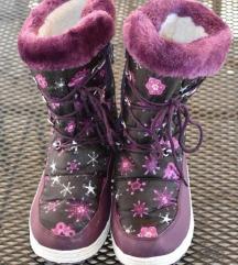 Zimske čizme za djevojčicu vel.34/35