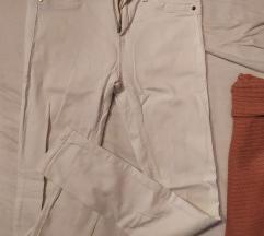 Tally weijl bijele uske hlače