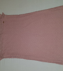 House puder roza haljina