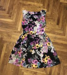 Slatka cvjetna haljina
