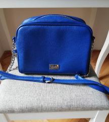 LIU JO plava torba