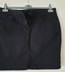 S.Oliver traper crna suknja
