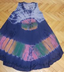 prekrasna haljina vel l-xl