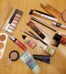 Lot kozmetike uklj pt + suncane naocale gratis