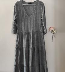 C&A midi haljina L