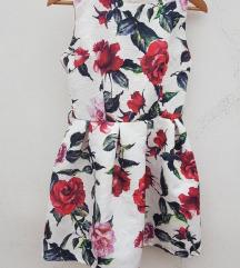 Cvijetna haljina