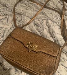Zlatna blagdanska torbica
