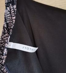 Duga crna haljina (uzorak)