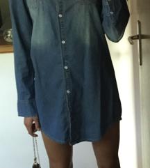 Zara traper haljina/kosulja