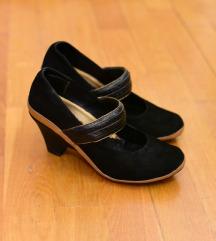Cipele od brušene kože Skechers